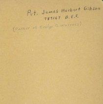 Image of Inscription – Inside Cover