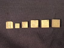 Image of Brass weights