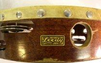 Image of Tambourine - maker's mark