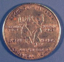 Image of Coin, Commemorative