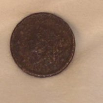 Image of 1966.015.001 - Coin