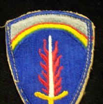 Image of 1988.075.014 - Patch, Military