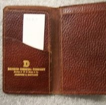 Image of 1990.008.007 - Wallet