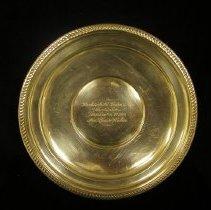 Image of 1991.107.003 - Plate, Commemorative