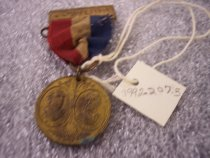 Image of 1992.207.005 - Medal, Commemorative