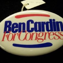 Image of 1994.131.001 - Button, Political