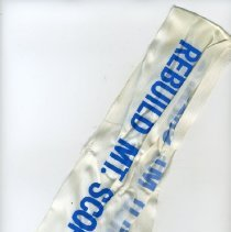 Image of 1996.161.003 - Banner