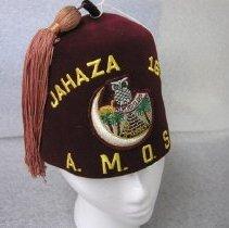 Image of 1997.122.001 - Hat
