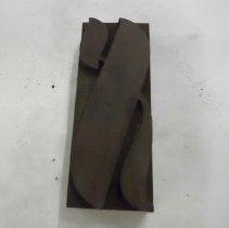 Image of 2011.013.006.015 - Block, Printing