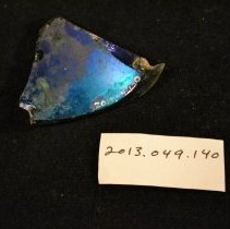 Image of 2013.049.140 - Glass Fragment
