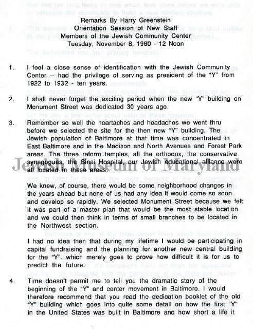 1995 142 065 - The Associated: Jewish Community Federation