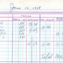 Image of 1995.154.011 - Knesseth Israel Anshe Sphard Congregation Records