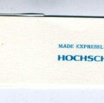 Image of 1989.183.002 - Hochschild Kohn Company Collection