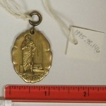 Image of 1995.098.146 - Medal, Commemorative