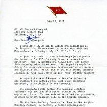 Image of 1993.043.054 - Brigadier General Bernard Feingold Papers