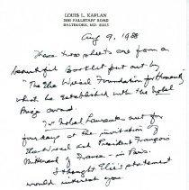 Image of 1994.205.267 - Louis L. Kaplan Papers