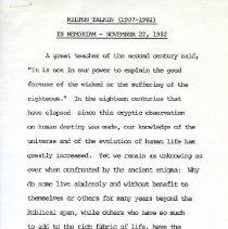 Image of 1994.205.416 - Louis L. Kaplan Papers