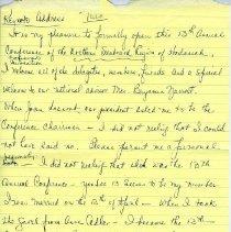 Image of 1996.161.072 - Sarah Kappleman Harris Papers
