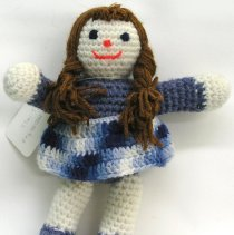Image of Yarn doll c. 1950