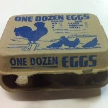 Image of Egg carton, c.1935