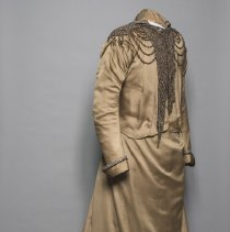 Image of Woman's skirt and jacket; 1895