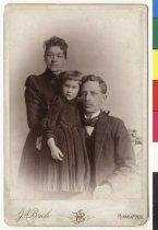 Image of Turnblad family, 1890s