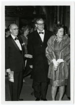 Image of Minnesota Governor Levander and wife at ASI, 1980?