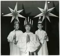 Image of Lucia and Star Boys, 1958