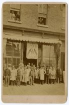 Image of Cigar store, St. Paul, MN 1880?