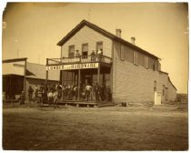 Image of Hedberg Co. Kensington, MN 1890?