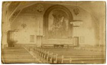 Image of Swedish Lutheran Church, Scandia, MN 1890?