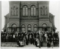 Image of First Covenant Church, Edgerton, St. Paul MN 1914
