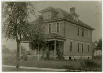 Image of J S Carlson home, Mpls MN 1920?