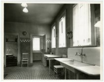 Image of Kitchen, Gust Carlson home, Duluth MN 1940?