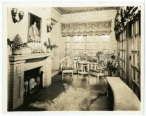 Image of Sun room, garden room, Carlson home, Duluth MN