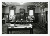 Image of Library, second floor, 1970?