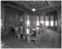 Image of dining room, 1930