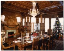 Image of Dining room, 1995?