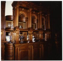 Image of Dining room, sideboard, 1978