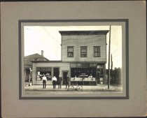 Image of Axel's Lunch Room, undated