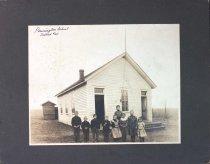 Image of Pennington School, District #65, Miss Stotesbury (teacher)