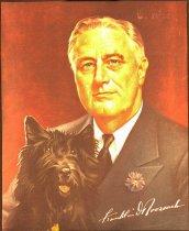 Image of Signed photograph of Franklin D. Roosevelt