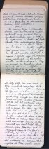 Image of Page from Hilma's diary, November 7, 1922