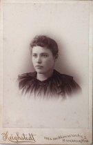 Image of Ms. Benson, undated