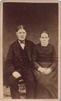 """Image of """"Henry's mother & father,"""" undated"""