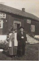 Image of Olivia Ogren & Herman Johansen, 1953