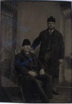 Image of Unidentified men, undated