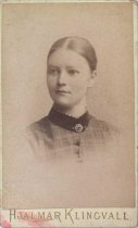 Image of Unidentified young woman, undated