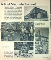 Image of Story about Carl Nelson's grocery, Minneapolis Tribune 1967