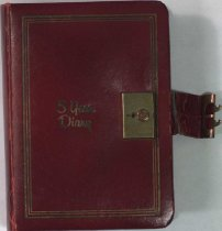 Image of 1961-1965 diary